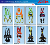 CE Certified Safety Harness&Lanyards