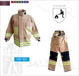 Fire suit EN ISO 469:2007 (CBF 001)