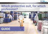 "WeeSafe GuideBook ""Which protective suit, for which profession?"""