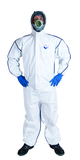 WeeBack - Chemical protective coverall