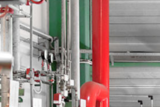 Fire protection of commercial vehicles (COV)