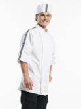 Chef Jacket Sport White