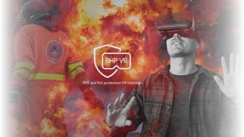 EHS VR trainings