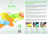 MALAYSIA: Your Source of Quality Protective Rubber Gloves