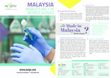 MALAYSIA: World's No. 1 in Nitrile Gloves