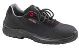 Protective low shoe in high tenacity, ladder-proof technical fabric S3 SRC