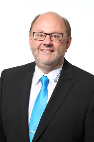 Leiter Vertrieb Kosmetischer Arbeitsschutz D-A-CH Rolf Hauber
