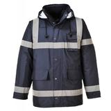 PU Coated Rain Jacket