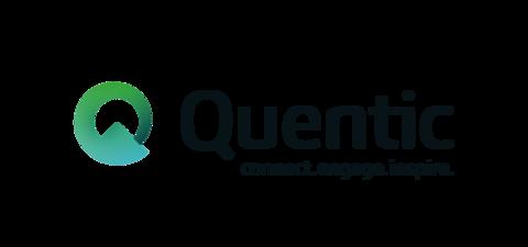 Logo Quentic Claim RGB