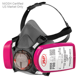 Force Typhon™ 8 Half-Mask with P100 PressToCheck™ (NIOSH Approved - US Only)