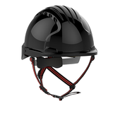 EVO®5 DualSwitch™ Industrial Climbing Helmet - Black