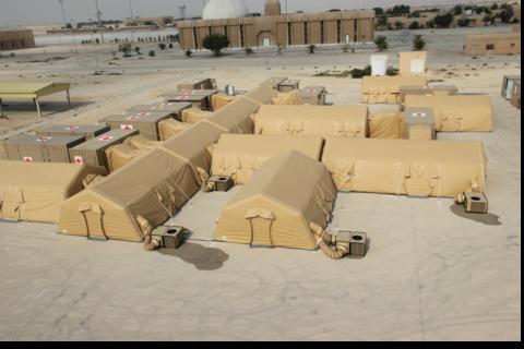AZF - Aufblasbare Zelte