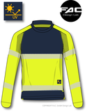 UV -Cut protective Clothing with High Visibility Protection, DIN EN ISO 13688 und EN ISO 20471