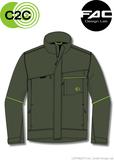 Monocomponent Work-Jacket, Cradle 2 Cradle ( C2C) circular products
