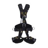 ALPINA PLUS - Professioneller Auffanggurt für Seilzugangstechniken ohne Hängesitz und für Rettungseinsätze