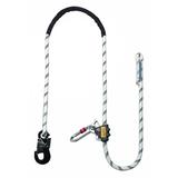 MANUFIX - Verbindungsmittel mit Seillängenregler zur Arbeitspositionierung und gleichzeitig als Rückhaltesystem