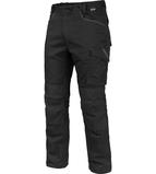 Waistband trousers Stretch X black