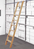 HACA step ladders made of wood