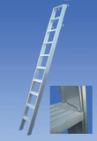 HACA aluminium step ladders